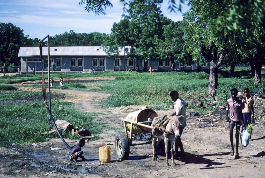 Water supply Juba