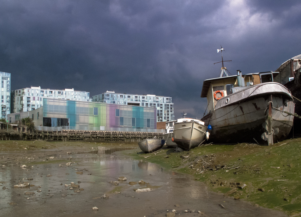 The Laban Centre & Deptford Creek