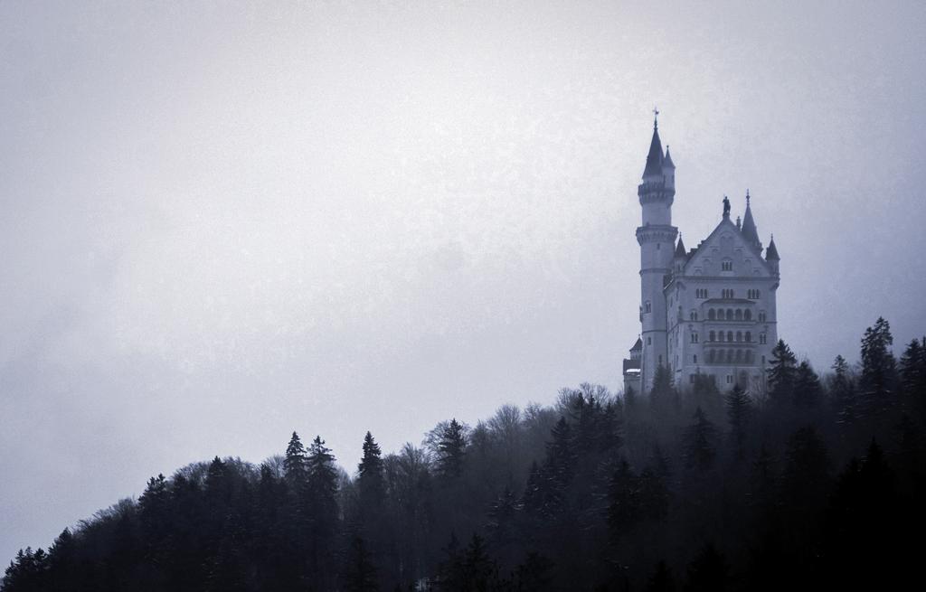 3 Neuschwanstein Castle