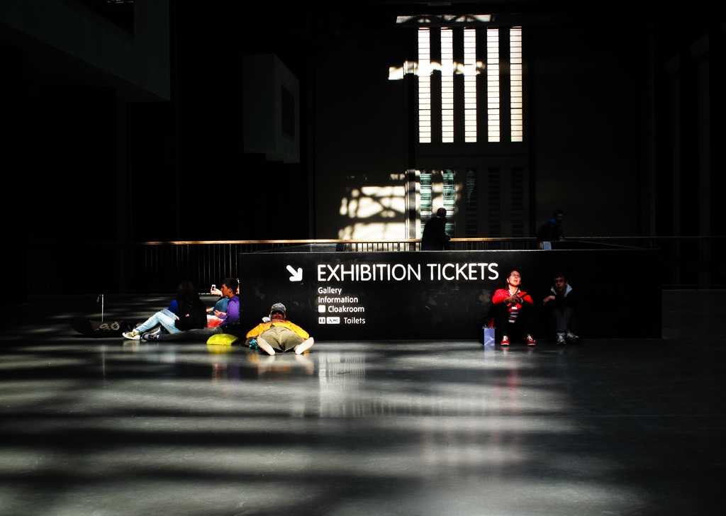 Exhibition Tickets