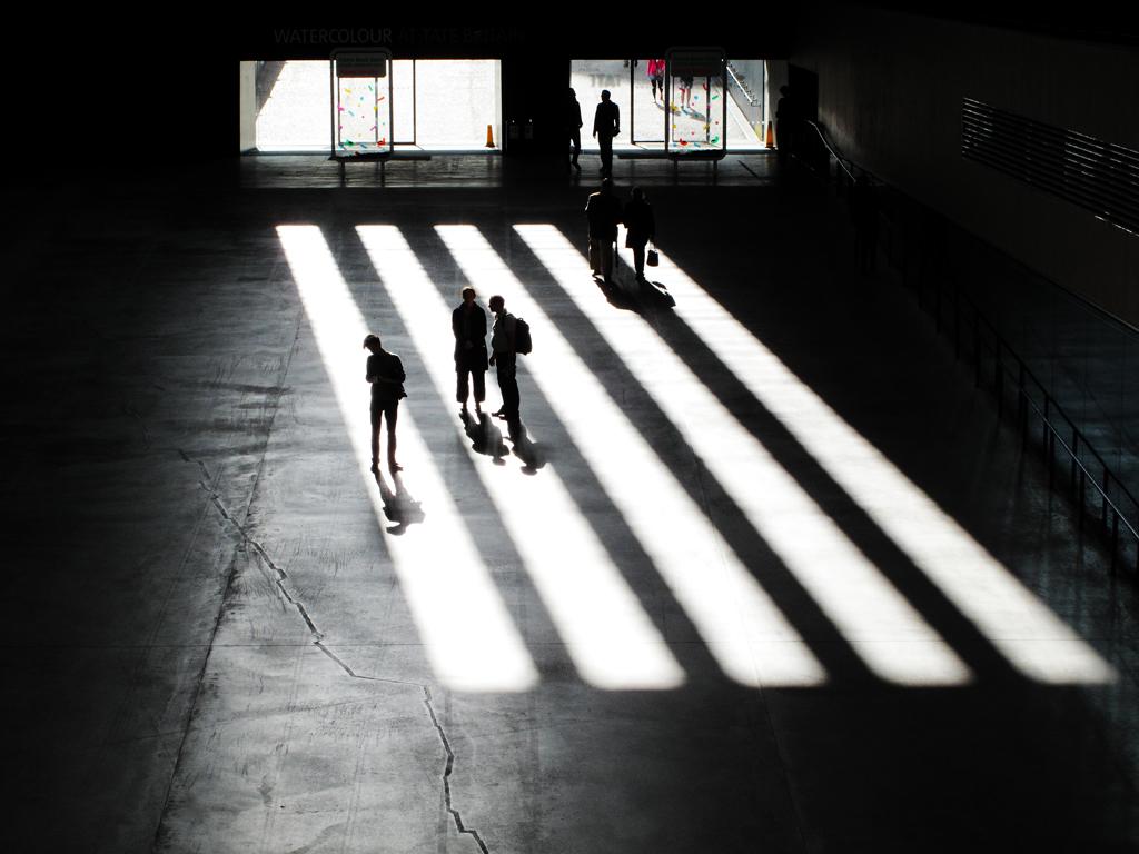 Tate Modern turbine hall 2