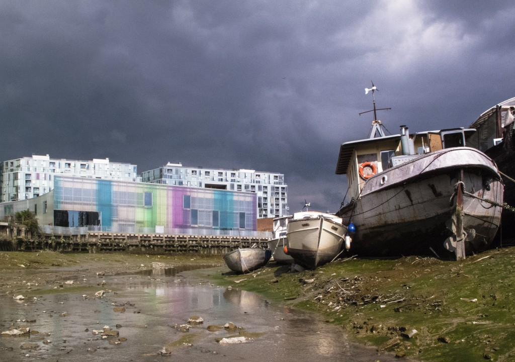 Deptford Creek & the Laban Centre