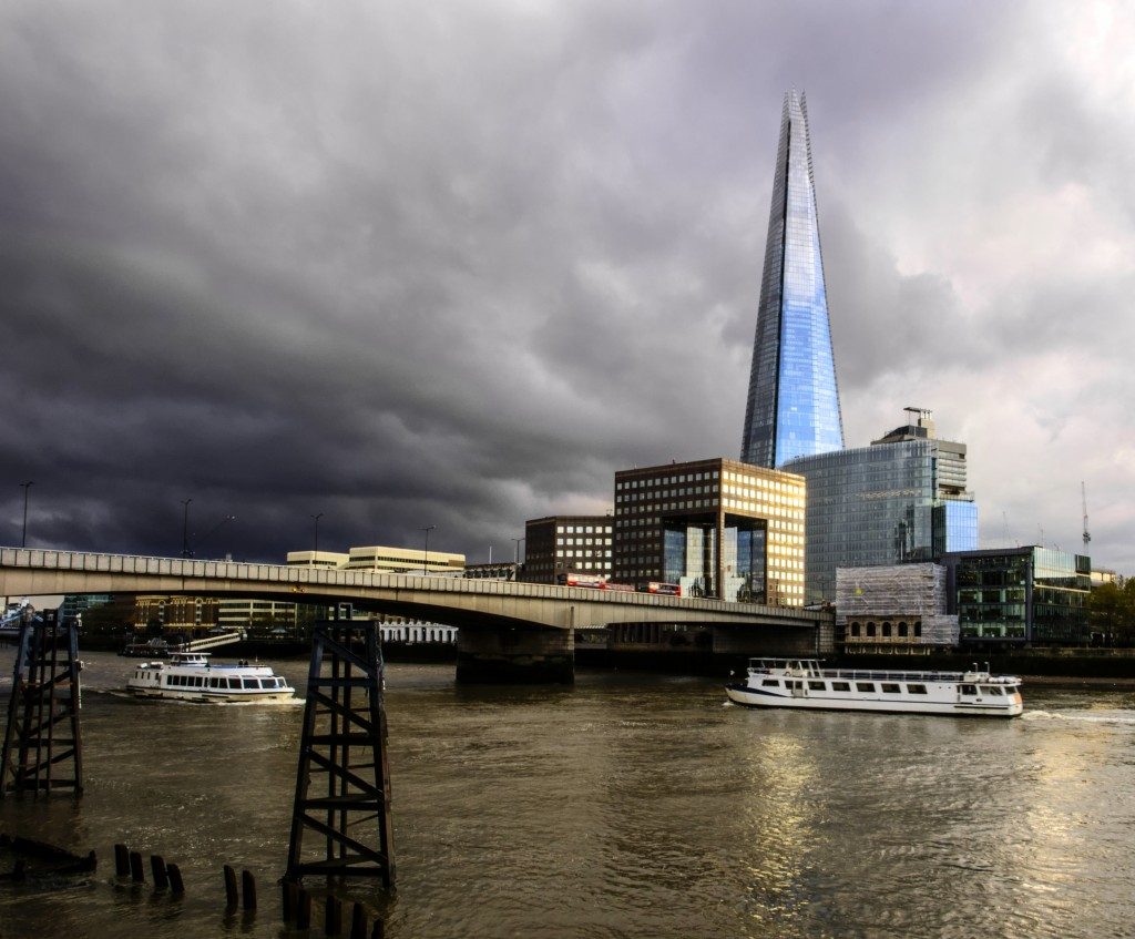Shard before the storm